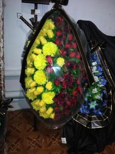 Купить венки по доступной цене Одесс