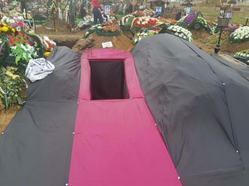 Оформление места для захоронения умершего в Одессе