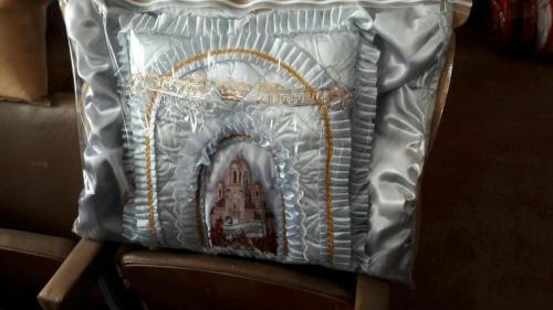 Подушка. Ритуальный текстиль для похорон