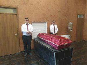 Заказ организации похорон недорого